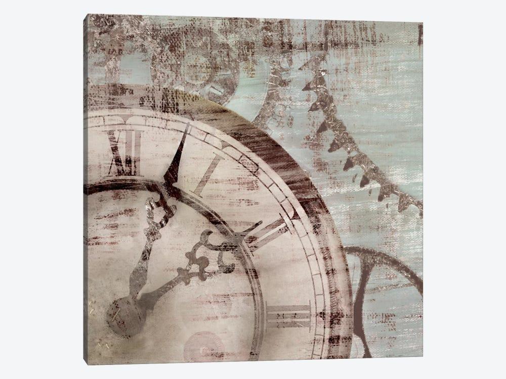Tick Tock II by Edward Selkirk 1-piece Canvas Art