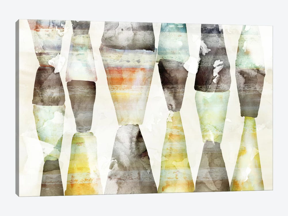 Trapezoid by Edward Selkirk 1-piece Canvas Artwork