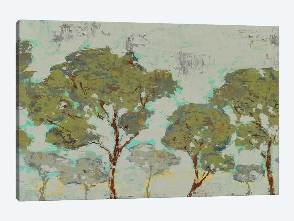 Tree Tranquility by Edward Selkirk 1-piece Canvas Artwork
