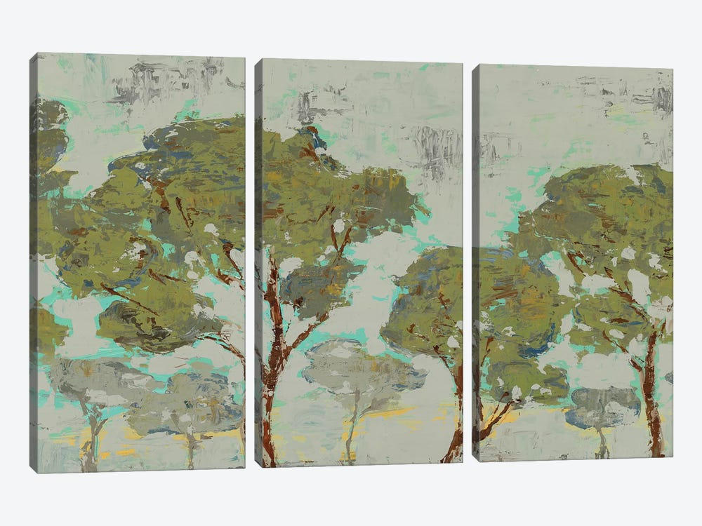 Tree Tranquility by Edward Selkirk 3-piece Canvas Artwork