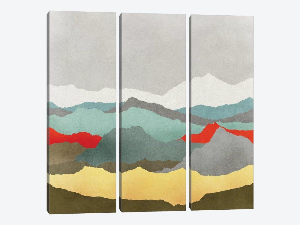 Vast Plains I by Edward Selkirk 3-piece Canvas Art Print