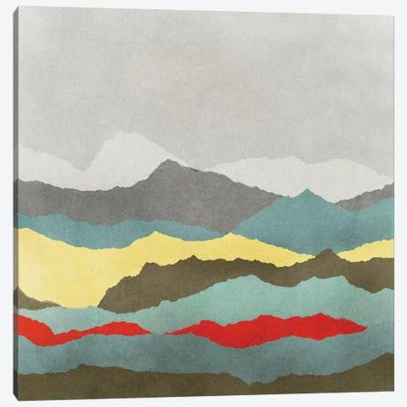 Vast Plains III Canvas Print #ESK279} by Edward Selkirk Canvas Artwork