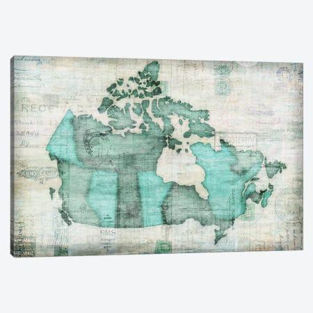 Canada 3-Piece Canvas #ESK27} by Edward Selkirk Canvas Artwork