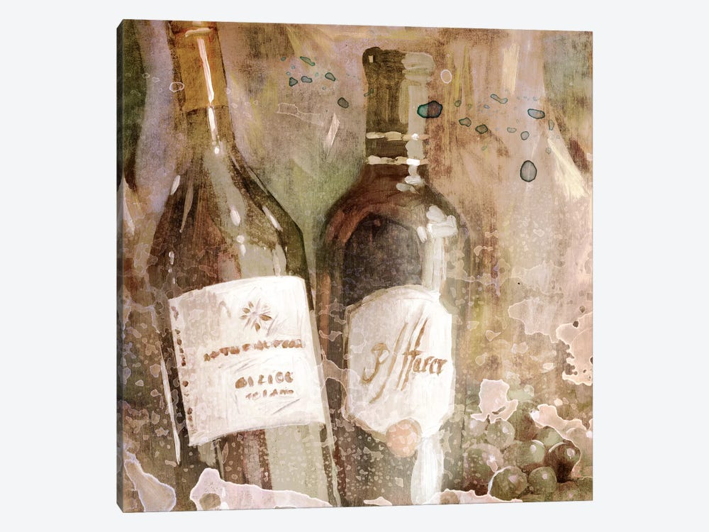 Wedding Wine I by Edward Selkirk 1-piece Canvas Print