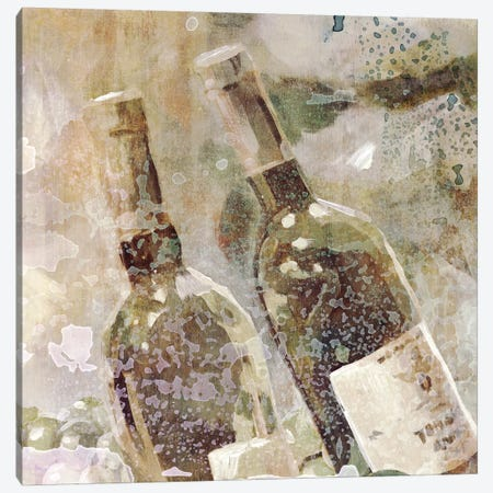 Wedding Wine II Canvas Print #ESK296} by Edward Selkirk Art Print