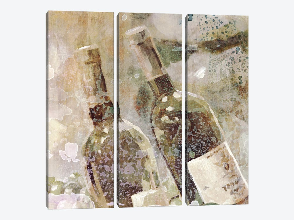 Wedding Wine II by Edward Selkirk 3-piece Canvas Artwork