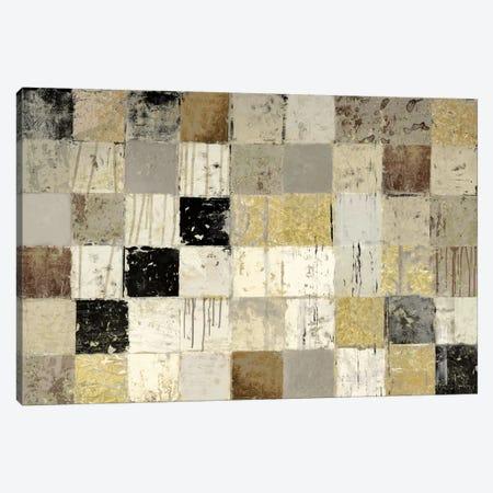 African Mosaic I Canvas Print #ESK2} by Edward Selkirk Canvas Art Print