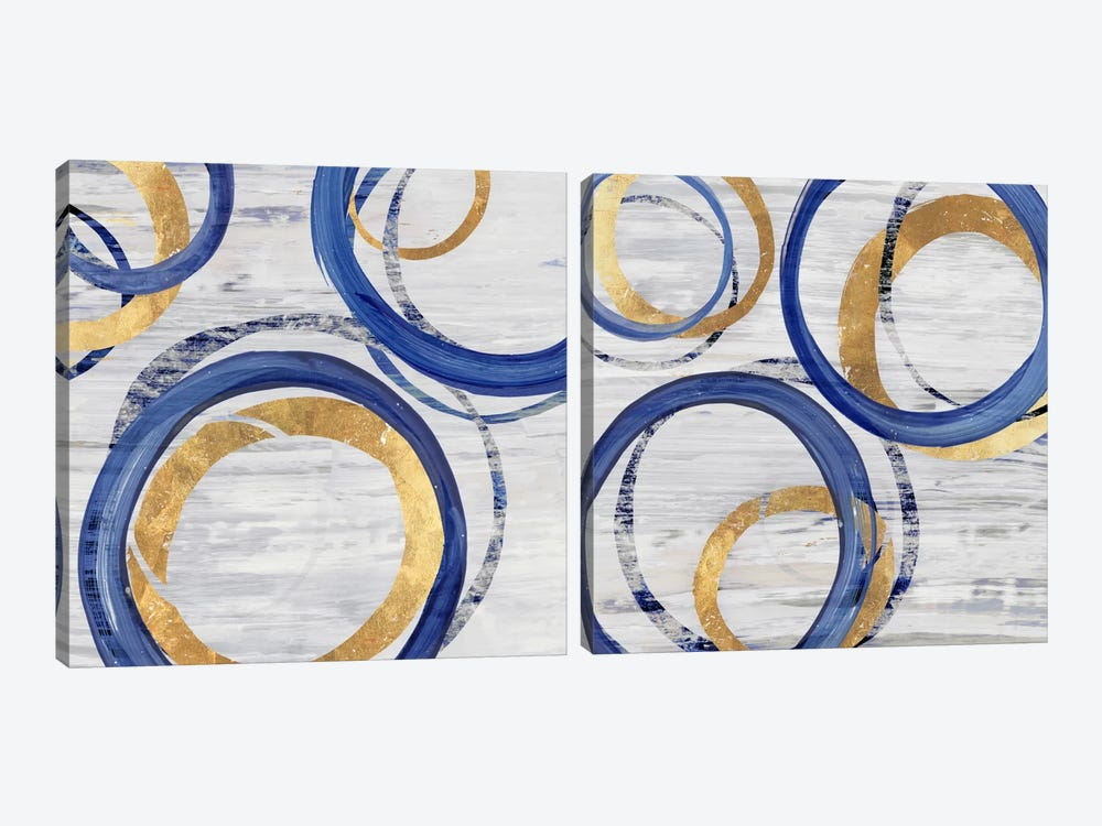 Passage Diptych by Edward Selkirk 2-piece Canvas Artwork