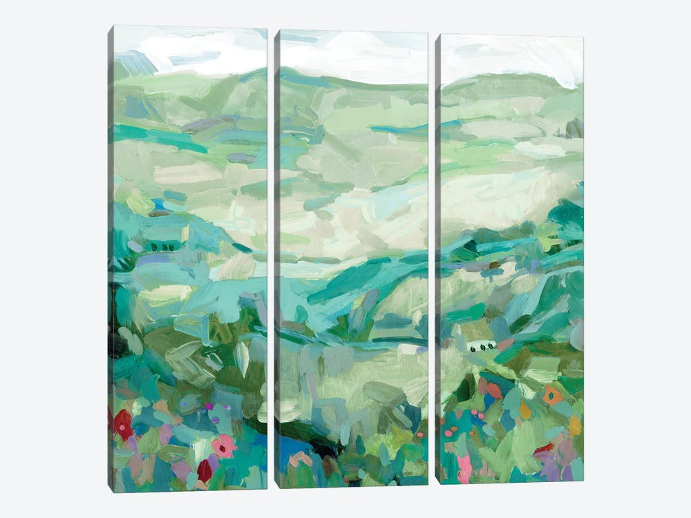 Wild by Edward Selkirk 3-piece Canvas Print
