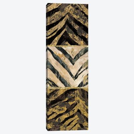 Zebra Squares I Canvas Print #ESK306} by Edward Selkirk Canvas Art Print