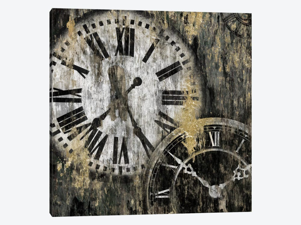 Clockwork I by Edward Selkirk 1-piece Canvas Print