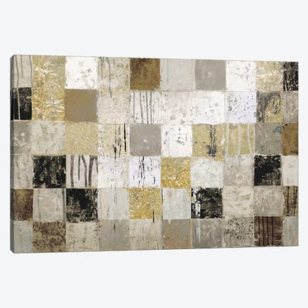 African Mosaic II Canvas Print #ESK3} by Edward Selkirk Canvas Art Print