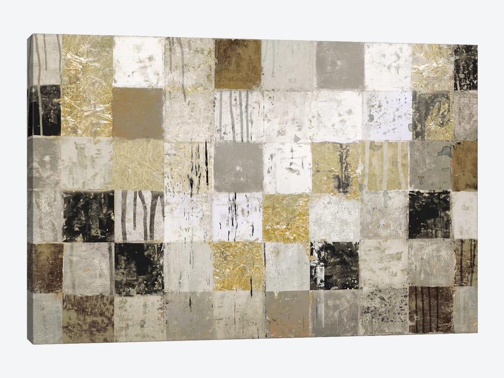 African Mosaic II by Edward Selkirk 1-piece Canvas Wall Art
