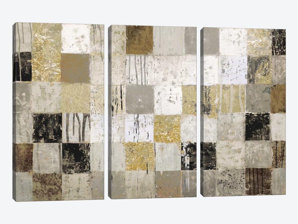 African Mosaic II by Edward Selkirk 3-piece Canvas Artwork