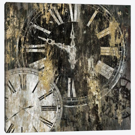 Clockwork II Canvas Print #ESK40} by Edward Selkirk Canvas Print