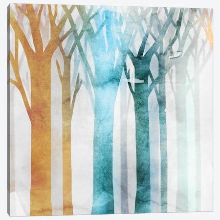 Dancing Trees III 3-Piece Canvas #ESK46} by Edward Selkirk Canvas Artwork