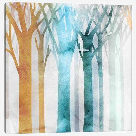 Dancing Trees III Canvas Print #ESK46} by Edward Selkirk Canvas Artwork