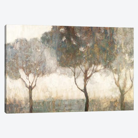 Dawn Canvas Print #ESK47} by Edward Selkirk Canvas Art