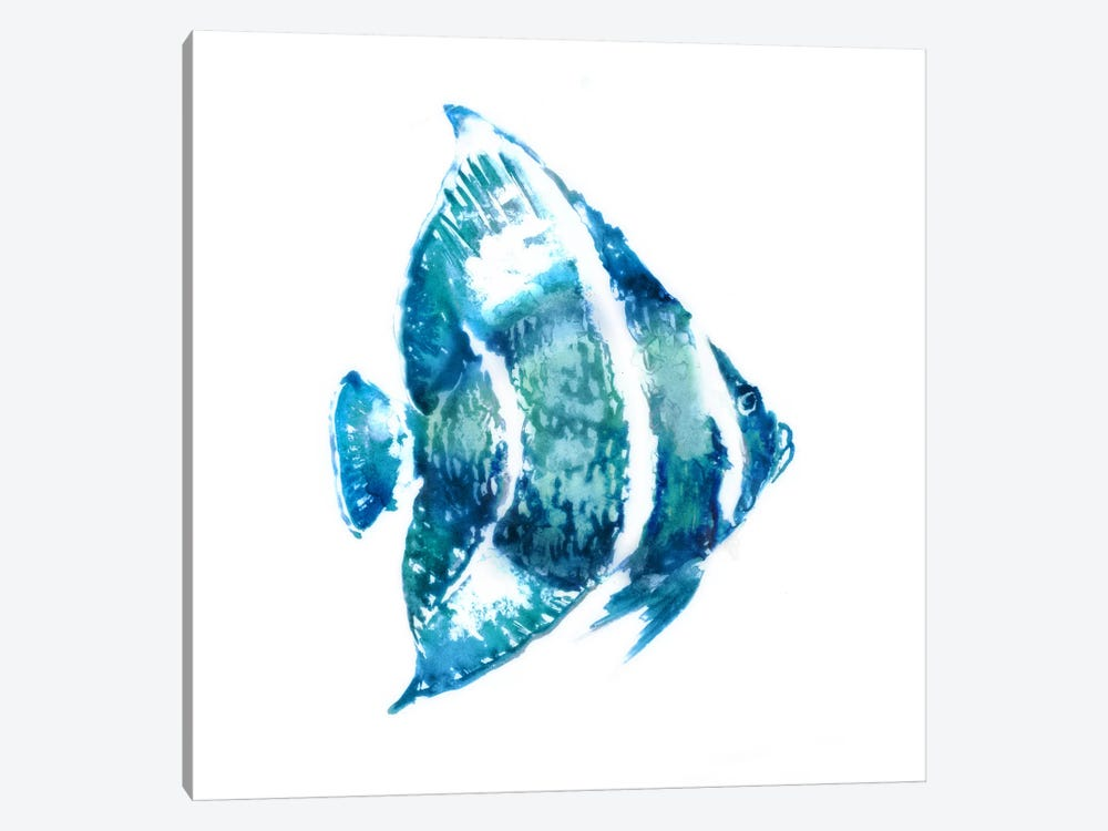 Fish I by Edward Selkirk 1-piece Canvas Artwork