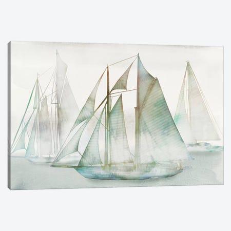 Glide I Canvas Print #ESK91} by Edward Selkirk Canvas Art