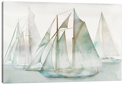 Glide I Canvas Art Print