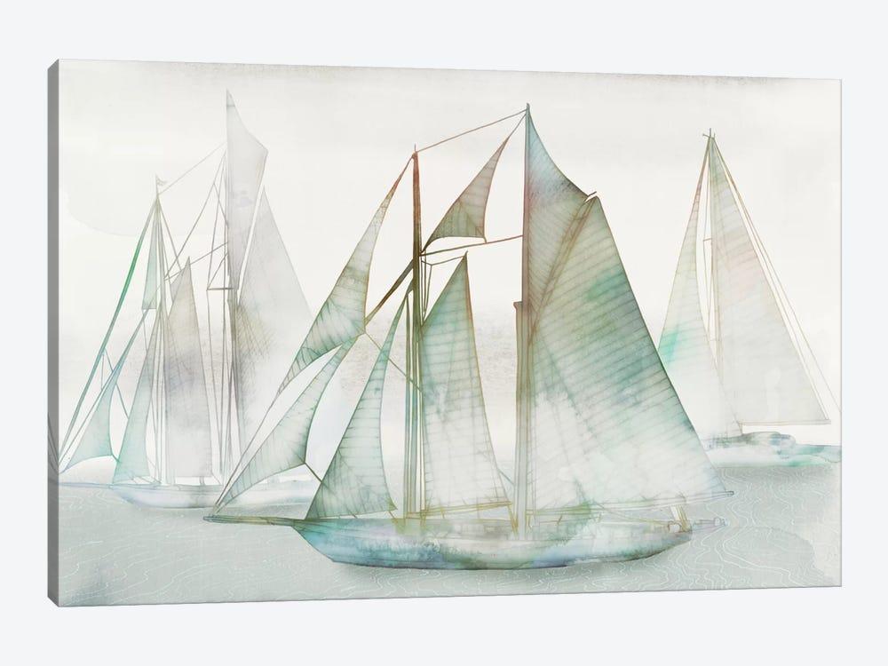 Glide I by Edward Selkirk 1-piece Canvas Art Print
