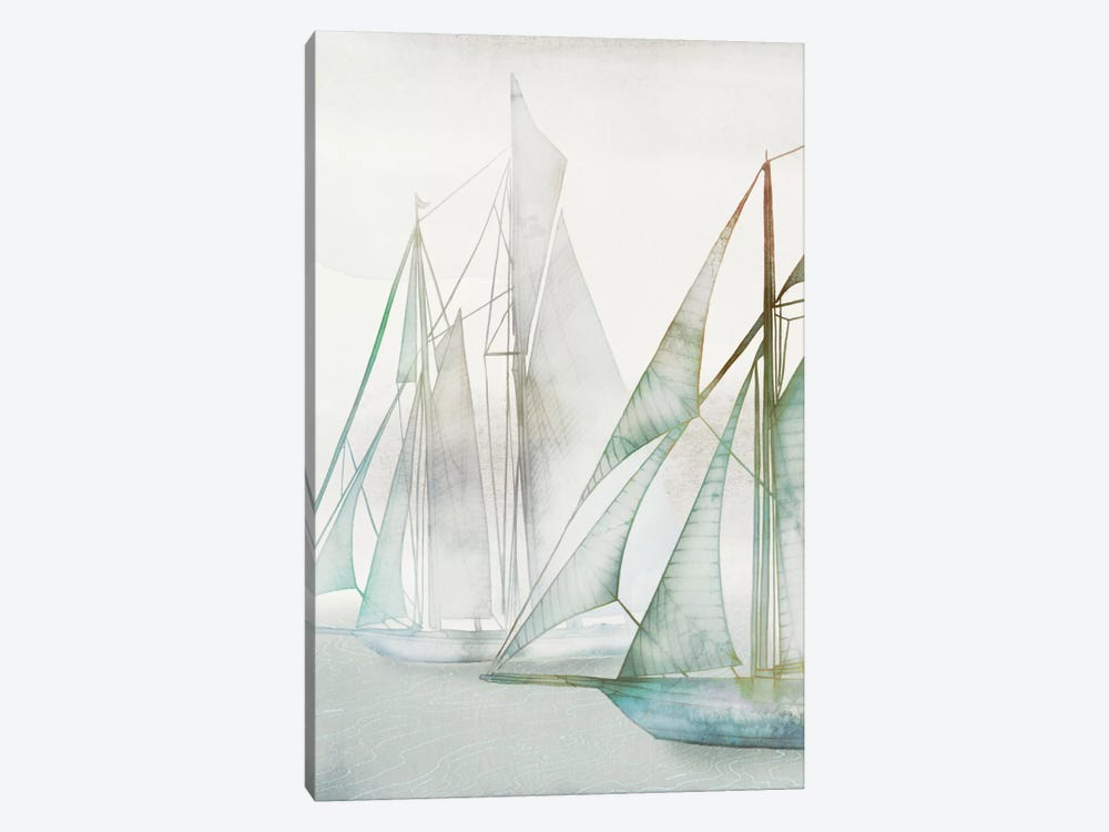 Glide II by Edward Selkirk 1-piece Canvas Art
