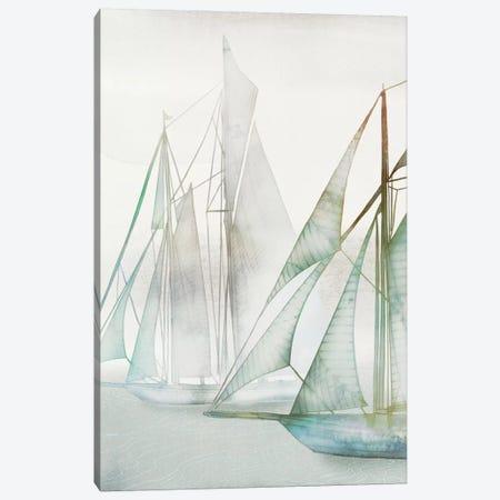 Glide II Canvas Print #ESK92} by Edward Selkirk Canvas Art