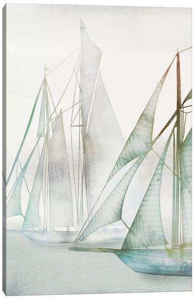 Glide II Canvas Art Print