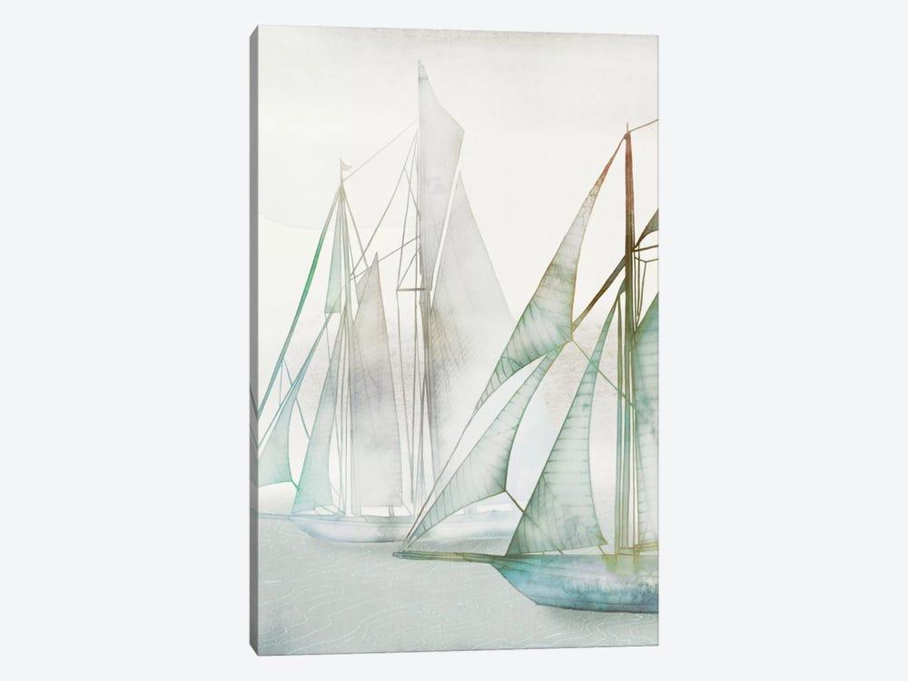 Glide II by Edward Selkirk 1-piece Canvas Art