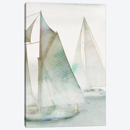 Glide III Canvas Print #ESK93} by Edward Selkirk Canvas Wall Art