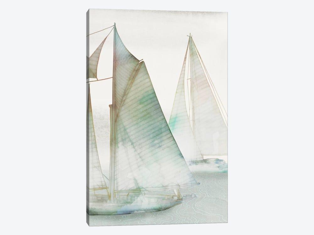 Glide III by Edward Selkirk 1-piece Canvas Art Print