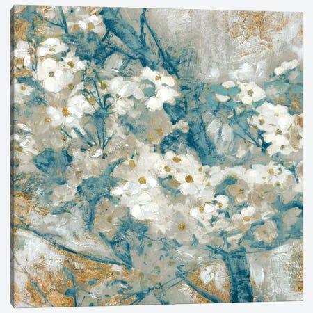 Golden Dogwood I Canvas Print #ESK94} by Edward Selkirk Canvas Art Print