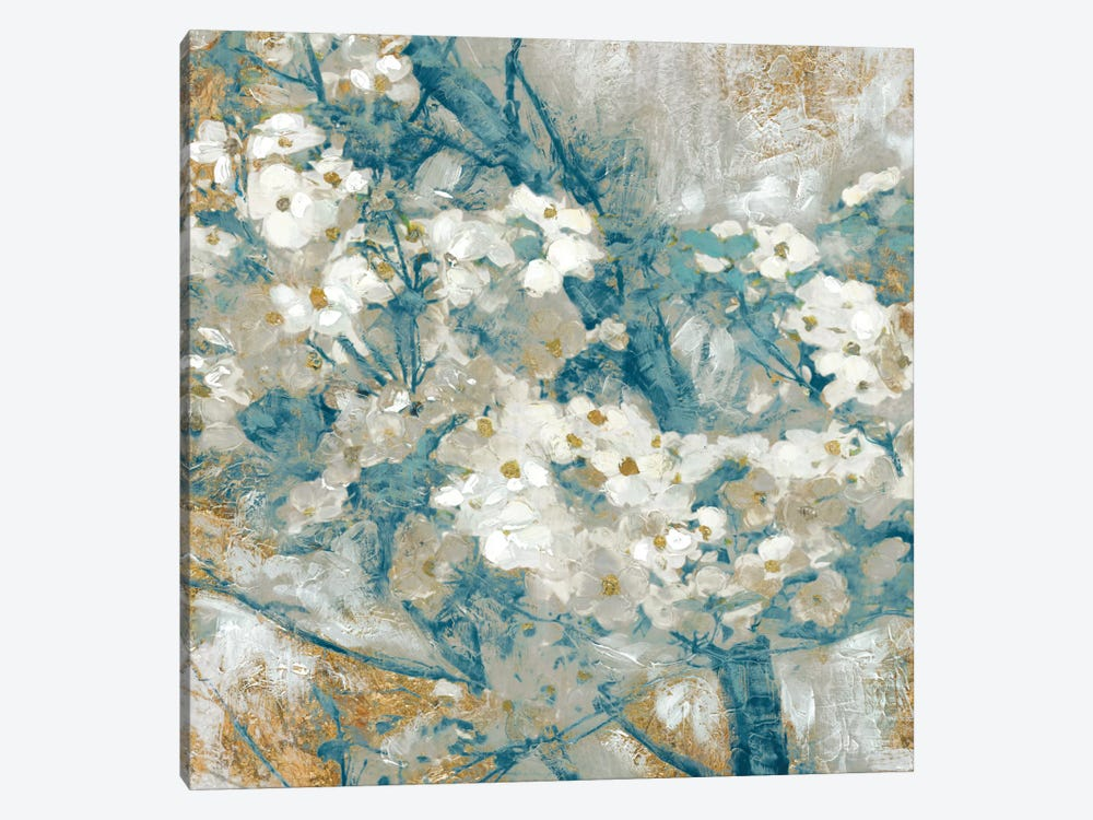 Golden Dogwood I by Edward Selkirk 1-piece Canvas Artwork
