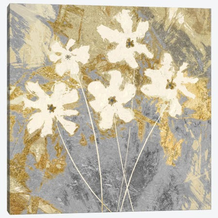 Golden I Canvas Print #ESK96} by Edward Selkirk Art Print