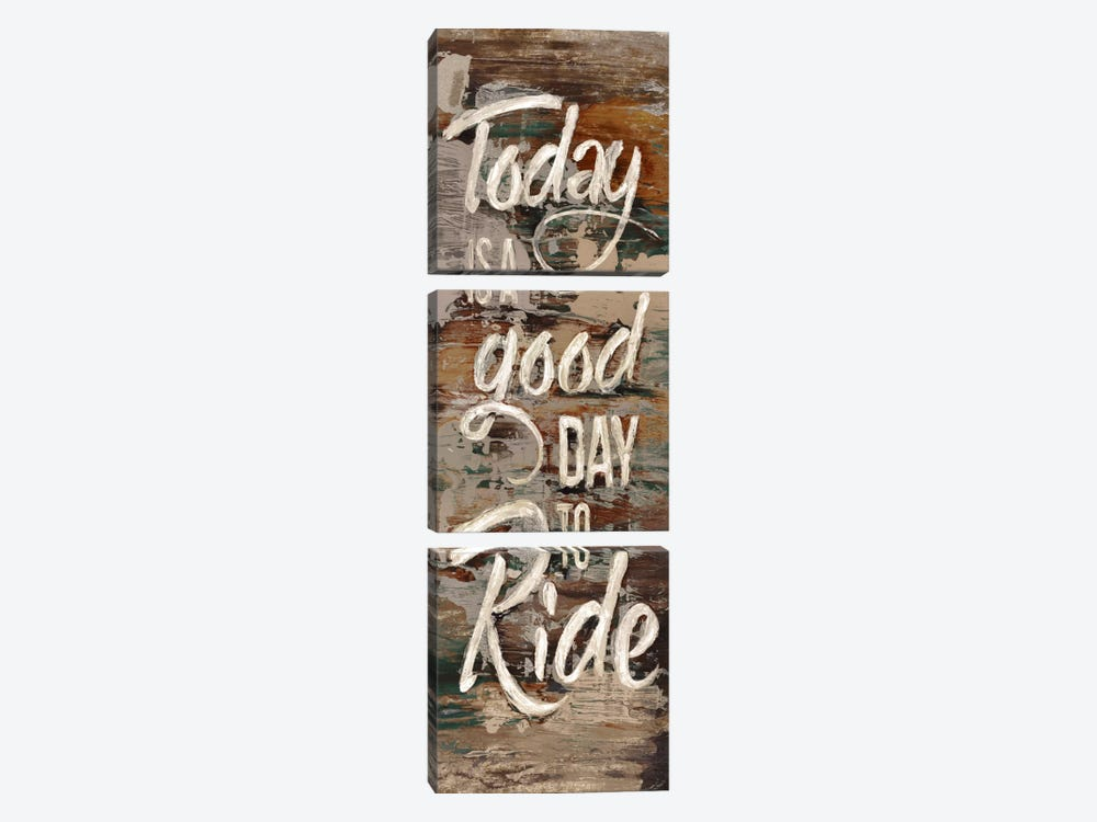 Good Day by Edward Selkirk 3-piece Canvas Art