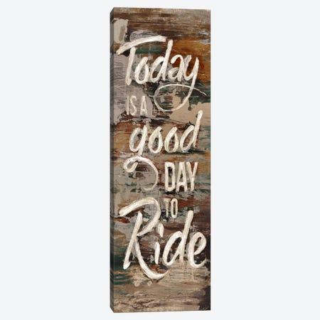 Good Day Canvas Print #ESK98} by Edward Selkirk Canvas Wall Art