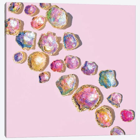 Crystal Bowls Canvas Print #ESM19} by Erin Summer Canvas Wall Art