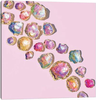 Crystal Bowls Canvas Art Print