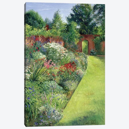 Path To The Secret Garden Canvas Print #EST16} by Timothy Easton Canvas Wall Art