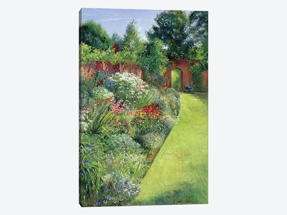 Path To The Secret Garden by Timothy Easton 1-piece Canvas Art Print