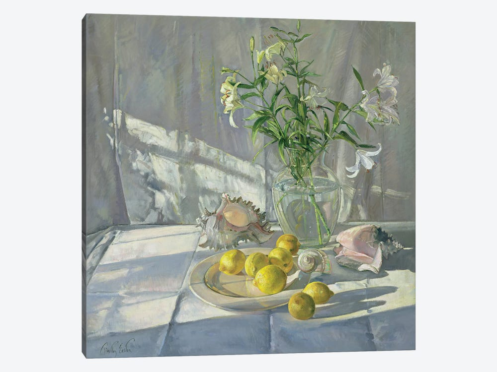 Reflections And Shadows by Timothy Easton 1-piece Canvas Print