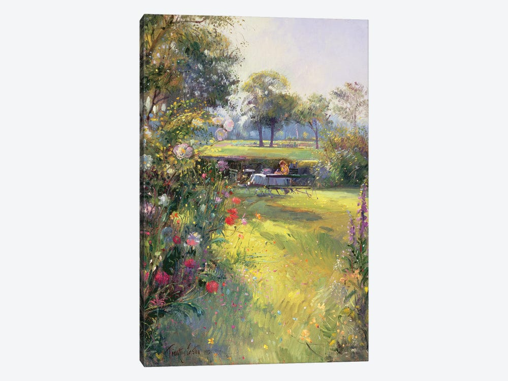 The Morning Letter by Timothy Easton 1-piece Art Print