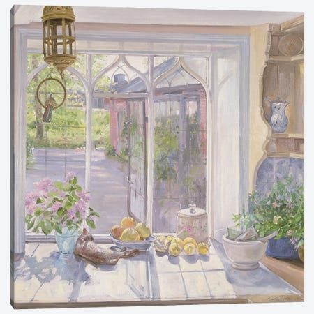 The Ignored Bird Canvas Print #EST50} by Timothy Easton Canvas Print