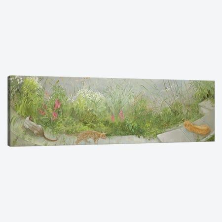 Vantage Point, 1989 Canvas Print #EST55} by Timothy Easton Canvas Wall Art