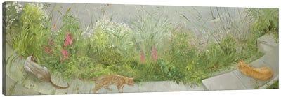 Vantage Point, 1989 Canvas Art Print
