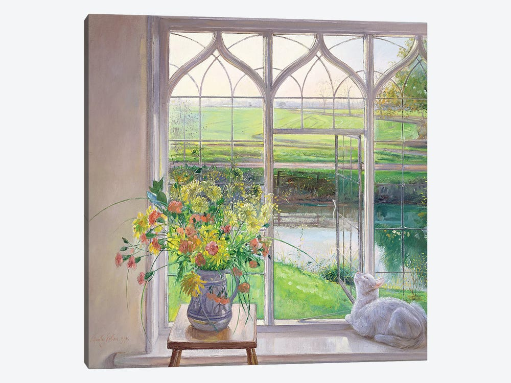 Dawn Breeze by Timothy Easton 1-piece Canvas Artwork