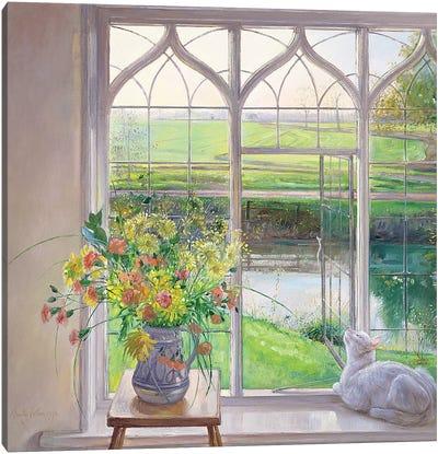 Dawn Breeze Canvas Art Print
