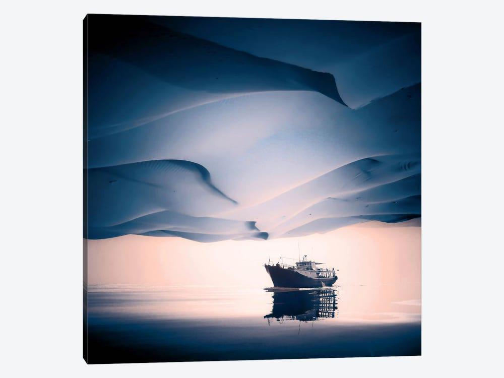 Desertir by Evgenij Soloviev 1-piece Art Print