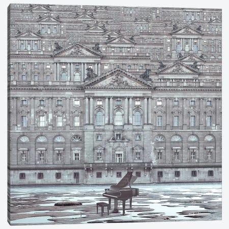 Symphony Gates 3-Piece Canvas #ESV455} by Evgenij Soloviev Canvas Print